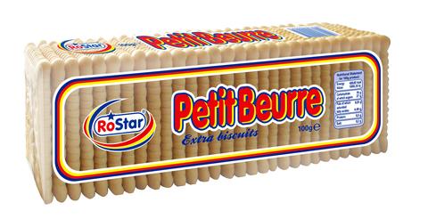 ROSTAR PETIT BEURRE BISCUITI 100G