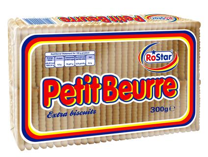 ROSTAR PETIT BEURRE BISCUITI 300G