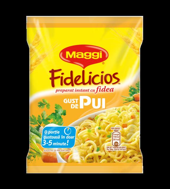 MAGGI FIDELICIOS INSTANT PUI 59.2G