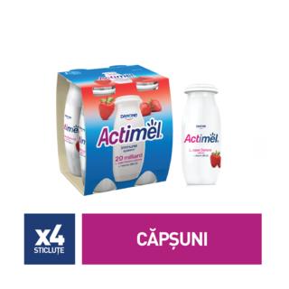 ACTIMEL CAPSUNI 4*100G