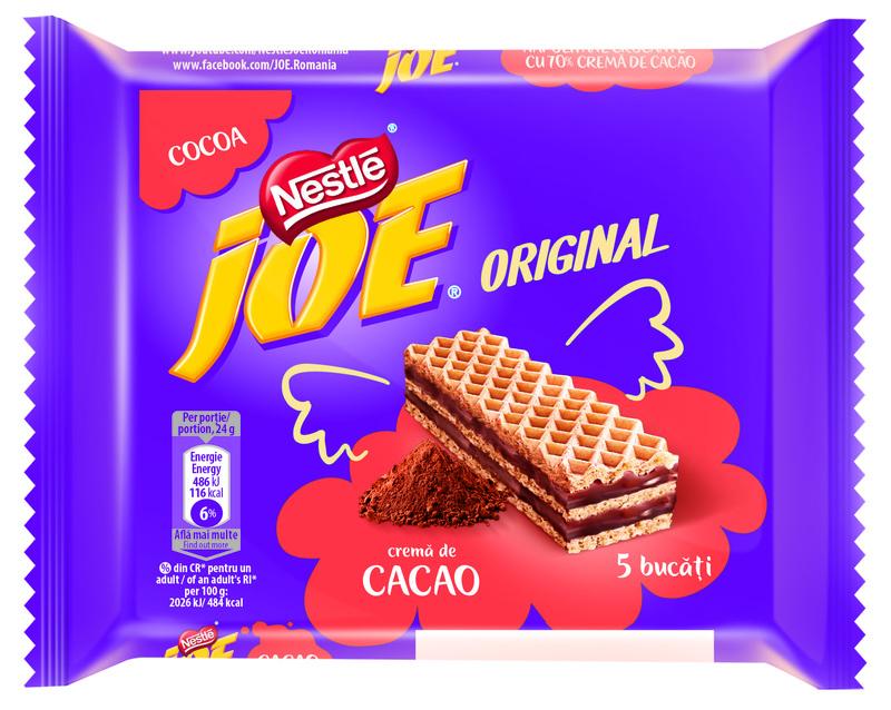 JOE NAPOLITANE CACAO 40G