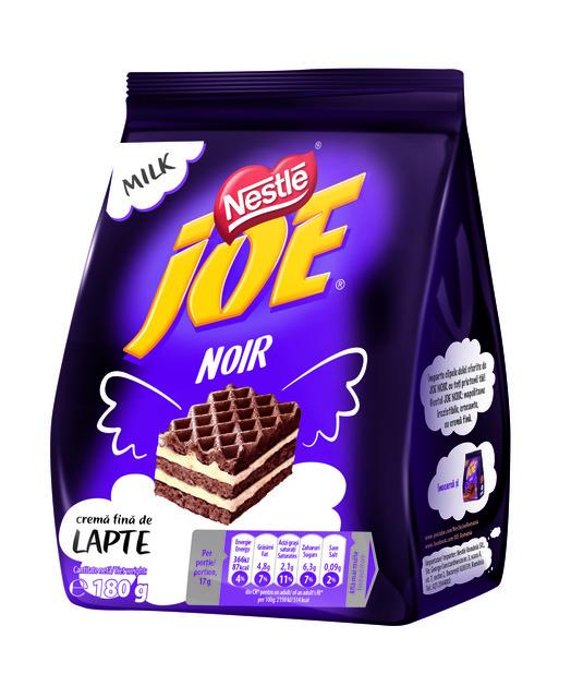 JOE NAPOLITANE NOIR CREMA LAPTE 180G