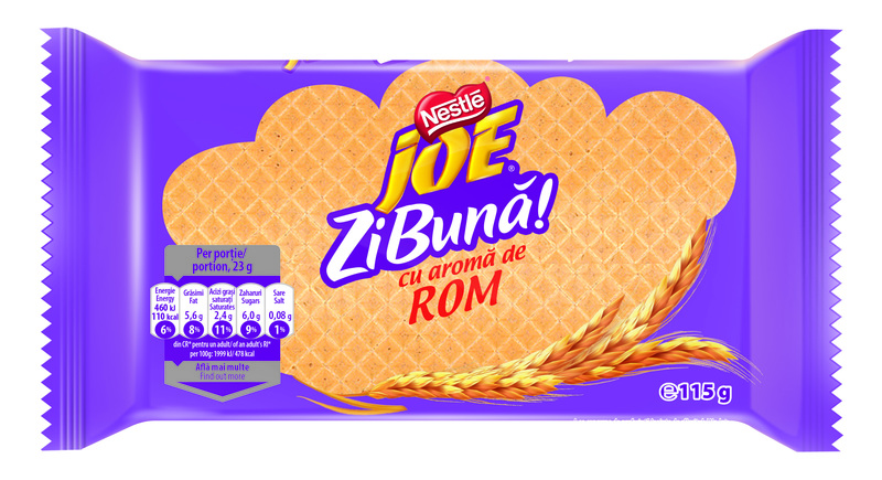 JOE NAPOLITANE ZI BUNA ROM 115G
