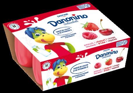 DANONINO CAPSUNI/CIRESE/ZMEURA 6*50G