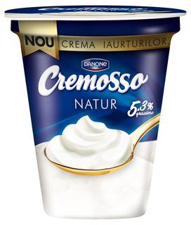 CREMOSSO NATUR 400G