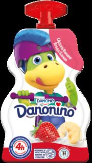 DANONINO IAURT DE BAUT CAPSUNI-BANANE 70G