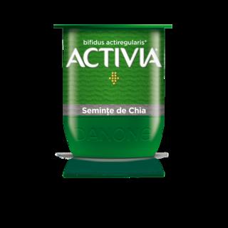 Activia Iaurt cu Cereale Integrale și Semințe de Chia 125g