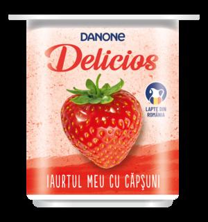 DANONE DELICIOS CAPSUNI 125G