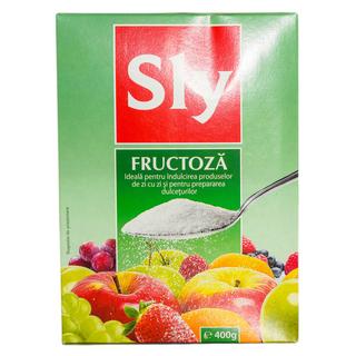 SLY FRUCTOZA 400G