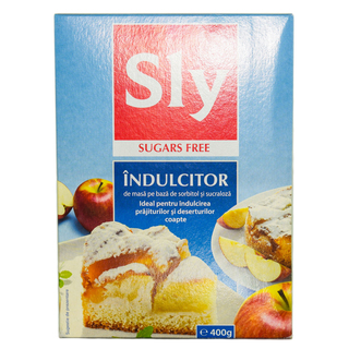 SLY INDULCITOR 400G