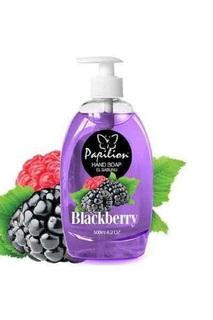 PAPILION SAPUN LICHID BLACKBERRY 500ML