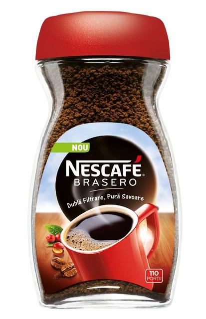 NESCAFE BRASERO ORIGINAL 200G