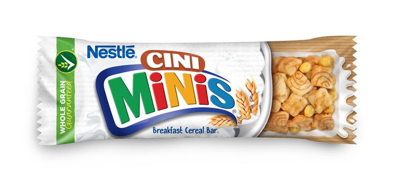 CINI-MINIS CEREALE BATON 25G