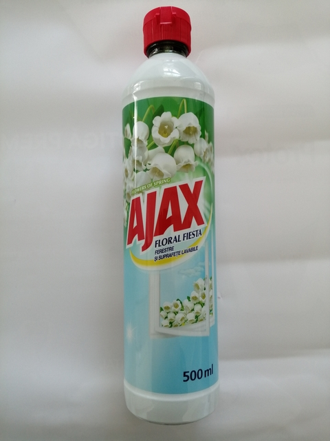 AJAX GEAM FLOWERS OF SPRING FLACON 500ML