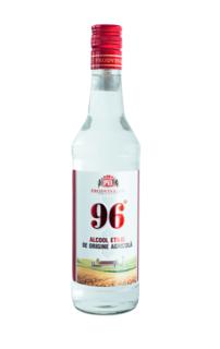 PRODVINALCO ALCOOL RAFINAT 96% 0.5L