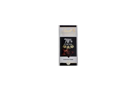 LINDT CIOCOLATA DARK 70% 100G