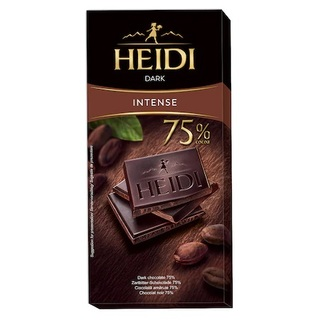 HEIDI DARK INTENSE 75% 80G