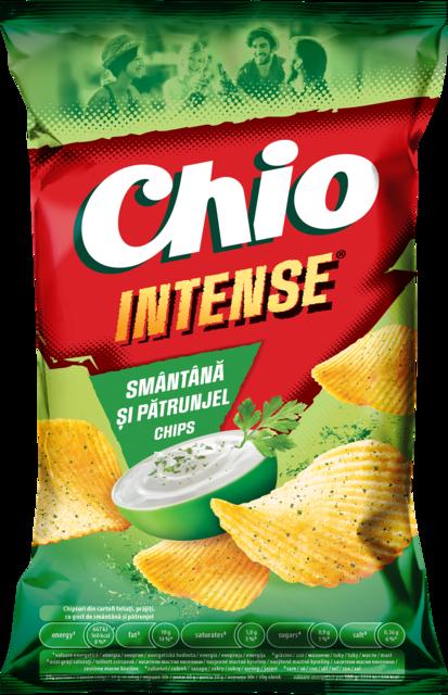 CHIO CHIPS INTENSE SMANTANA&IERBURI 130G