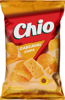 CHIO CHIPS CASCAVAL 140G
