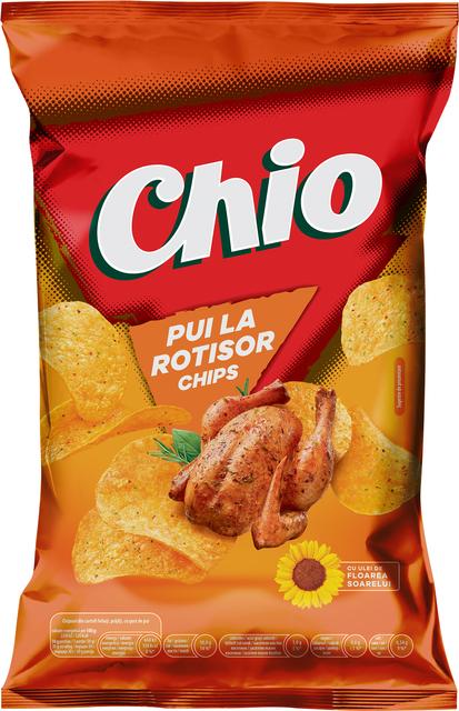 CHIO CHIPS PUI LA ROTISOR 140G