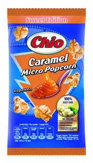 CHIO POPCORN MICROUNDE CARAMEL 90G