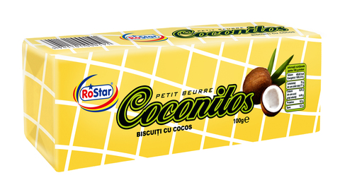 COCONITOS BISCUITI 100G