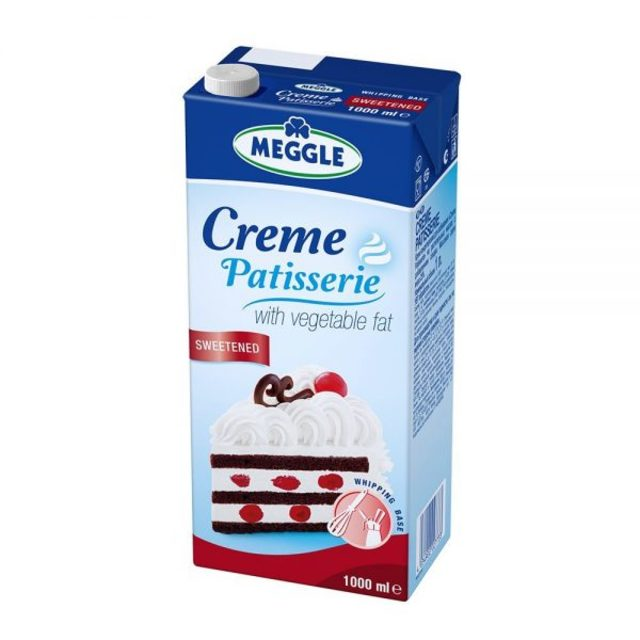 MEGGLE CREME PATISSERIE 1L