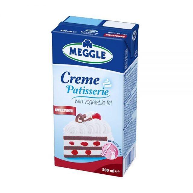 MEGGLE CREME PATISSERIE 500ML
