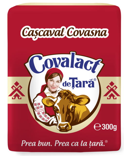 CVL CASCAVAL COVASNA EGALIZAT 300G