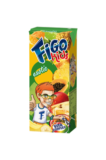 FIGO KIDS EXOTIC 0.2L