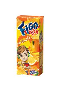 FIGO KIDS PORTOCALE 0.2L