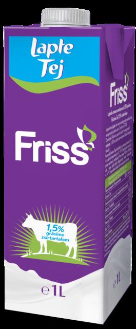 FRISS LAPTE 1.5% 1L