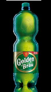GOLDEN BRAU BERE PET 2.5L