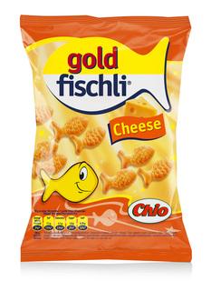 CHIO GOLDFISCHLI CHEESE 100G