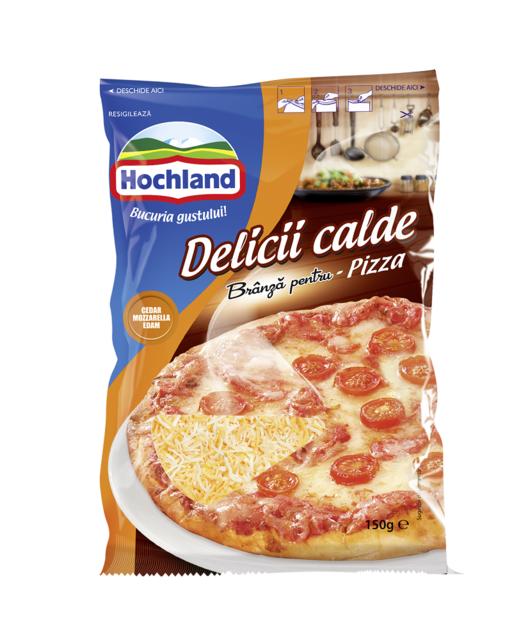 HOCHLAND BRANZA RASA PIZZA 150G