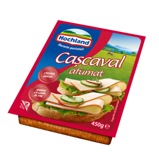 HOCHLAND CASCAVAL AFUMAT 450G