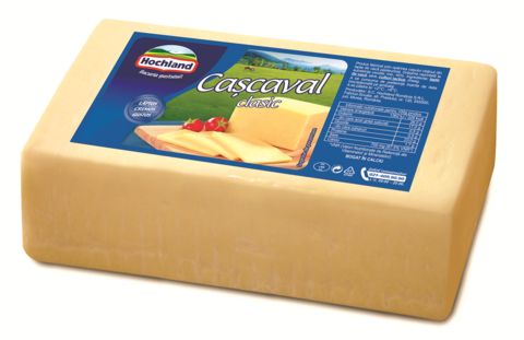 HOCHLAND CASCAVAL CLASIC BLOC 45%G /KG