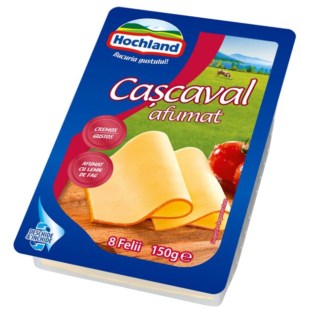 HOCHLAND CASCAVAL AFUMAT FELII 150G