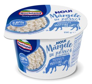 HOCHLAND MARGELE DE BRANZA 2.8%GR 180G
