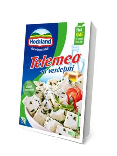 HOCHLAND TELEMEA CU VERDETURI 150G