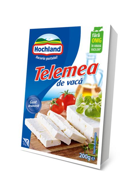 HOCHLAND TELEMEA NATUR 200G