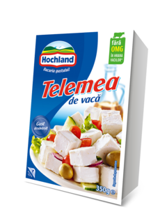 HOCHLAND TELEMEA NATUR 350G