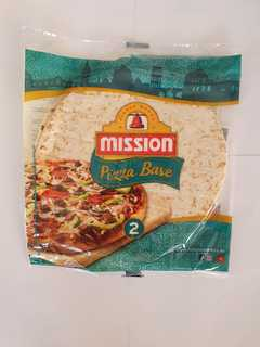 MISSION WRAPS BLAT PIZZA 230G