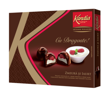 KANDIA PRALINE ZMEURA&FRISCA 103.5G