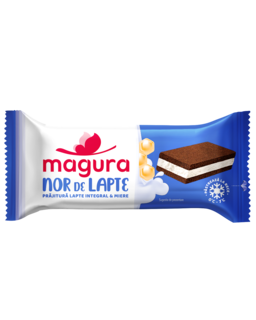 MAGURA NOR DE LAPTE SI MIERE 28G