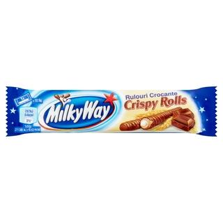 MILKY WAY CRISPY ROLLS 25G