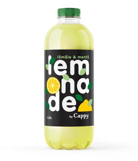CAPPY LEMONADE LAMAIE&MENTA 1.25L