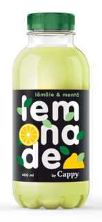 CAPPY LEMONADE LAMAIE&MENTA 0.4L