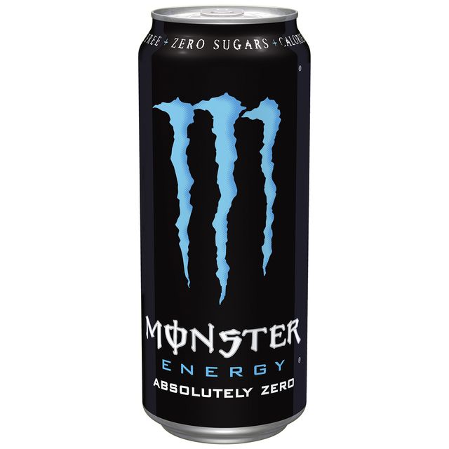 MONSTER ABSOLUTELY ZERO ENERGIZANT 0.5L