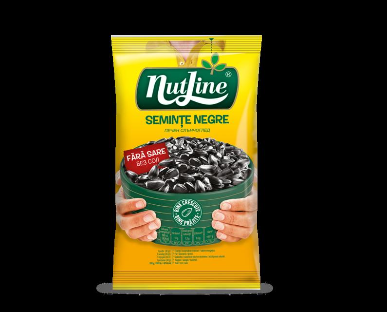 NUTLINE SEMINTE F.S.NEGRE FARA SARE 100G